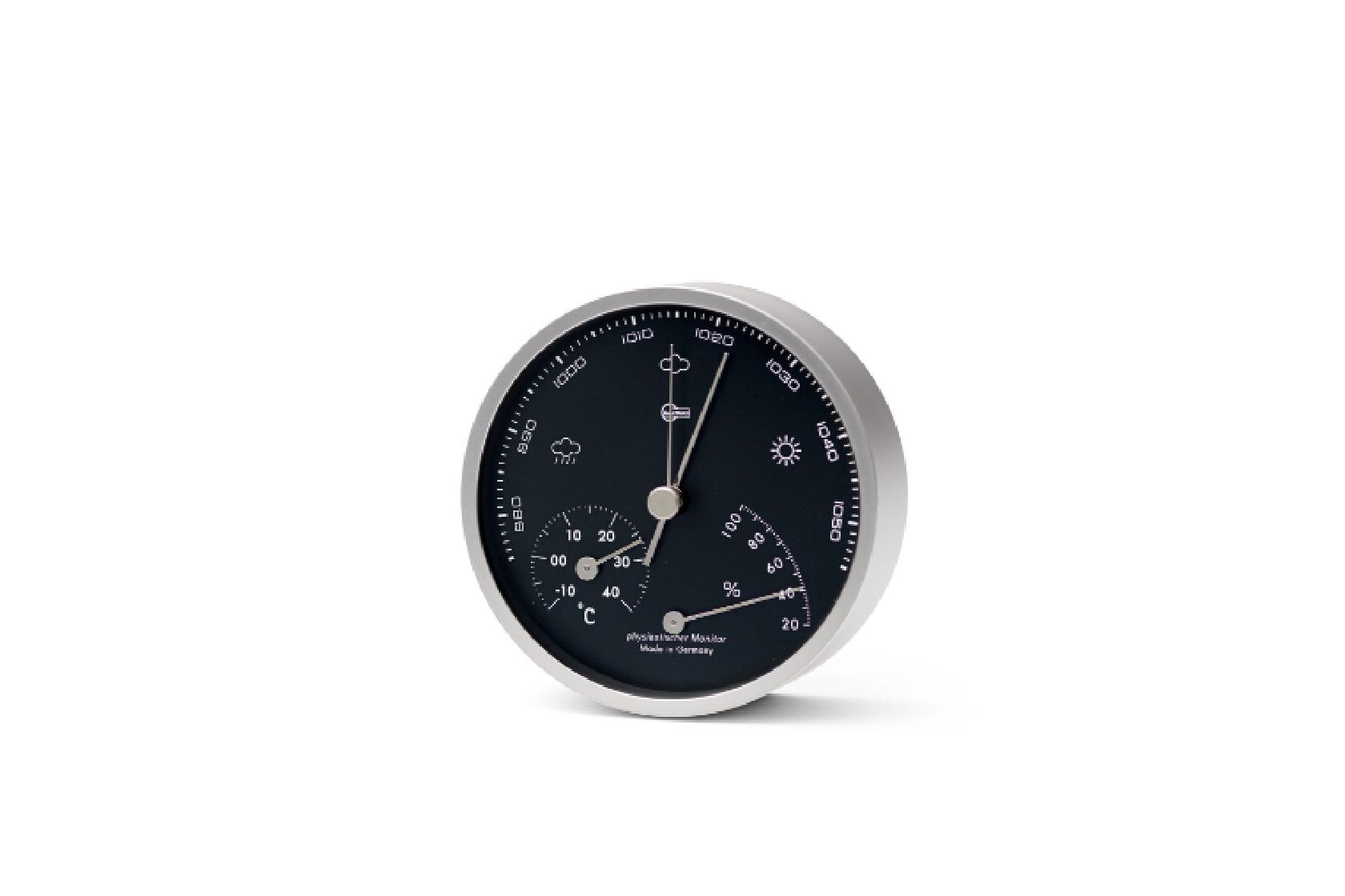 温湿気圧計